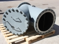 DRAC-DT SERIES 114 Y-type Strainers 24'' Class 150 (2)